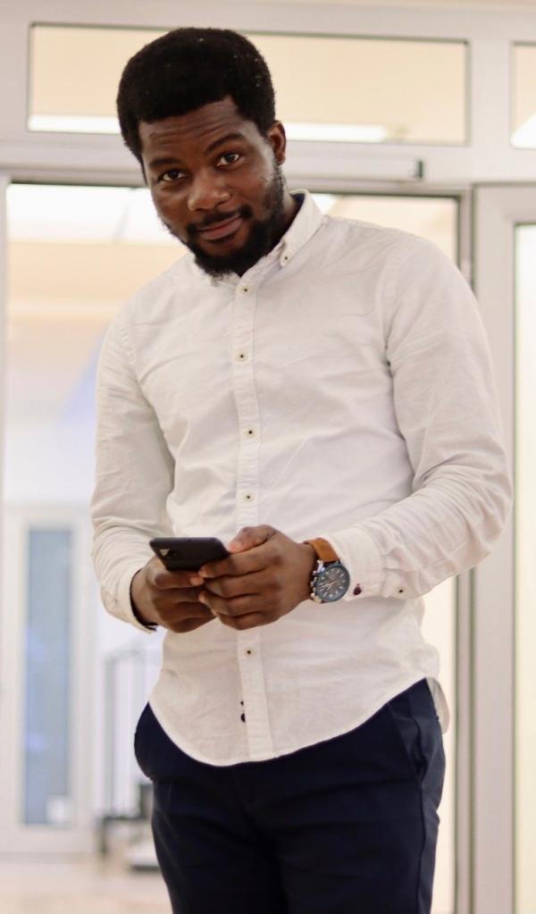 Ayodeji John Faneye on MIRROR TALK PODCAST